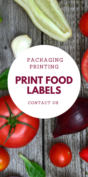 Print Food Labels